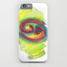 Cancer Flow iPhone 6s Slim Case