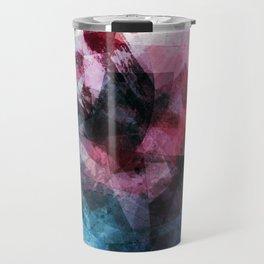 Stitched & Shattered Travel Mug
