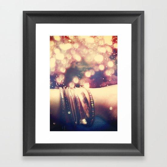 Bangles Framed Art Print