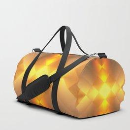 Gold Lamp Duffle Bag