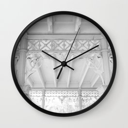 An Afternoon in Central Park Wall Clock