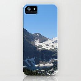 Hidden Lake iPhone Case