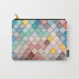 Bricks Full of Color Carry-All Pouch