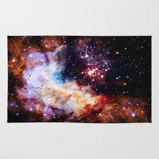 gALaxy : Celestial Fireworks Rug