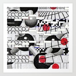 PD3: GCSD87 Art Print