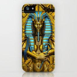Sacred Queen iPhone Case
