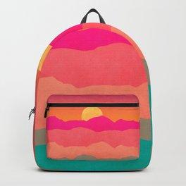Minimal Landscape 13 Backpack