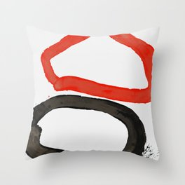 UNTITLED#122 Throw Pillow