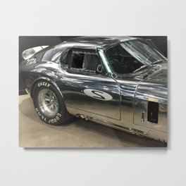 Shiny car Metal Print