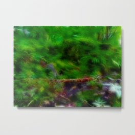 Enchanted Forest - Study II Metal Print
