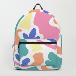 Playful Puzzle Backpack