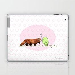 Red Panda Fluff Laptop & iPad Skin