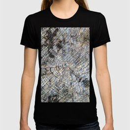 Old Tree Rings T-shirt
