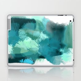 Abstract Jade Color Story Laptop & iPad Skin