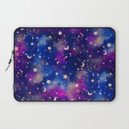 Zodiac - Watercolor Dark Laptop Sleeve