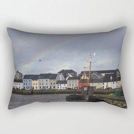 Galway Rainbow Rectangular Pillow