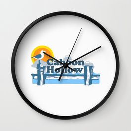 Cahoon Hollow, Cape Cod Wall Clock