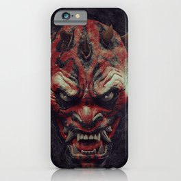 ONI iPhone Case