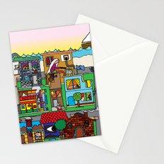 Good Magazine Neighborhoods Stationery Cards
