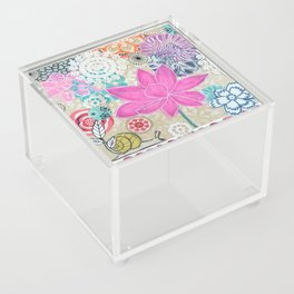 Trust the Divine Timing of Your Life Acrylic Box