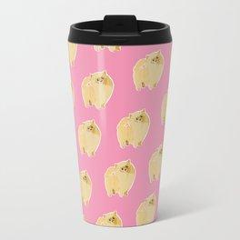 Pom Puff Travel Mug