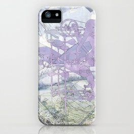 Jet-i-son iPhone Case