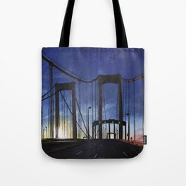 Meet Me On the Other Side Tote Bag
