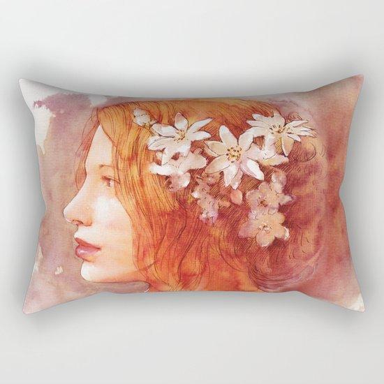 Flower scent Rectangular Pillow