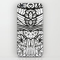 ornate iPhone & iPod Skins featuring Ornate by RifKhas
