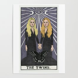 The Twins Poster