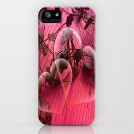 Ever Lasting Love iPhone Case