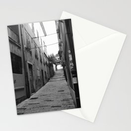 Mediterranean Places Stationery Cards