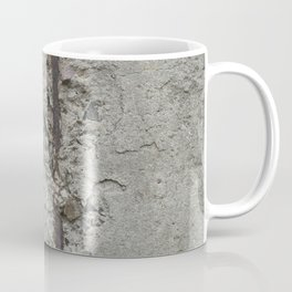 Concrete with Re-bar Coffee Mug