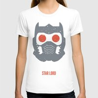 star lord T-shirts featuring Star-Lord by d00d it's jake