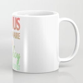 GENIUS TONY Coffee Mug