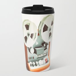 LO-FI GOES 3D - Reel 2 Reel Travel Mug
