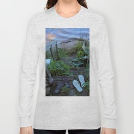 Stairway to Summer Long Sleeve T-shirt