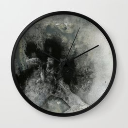 Into The Mystic No. 5 by Kathy Morton Stanion Wall Clock
