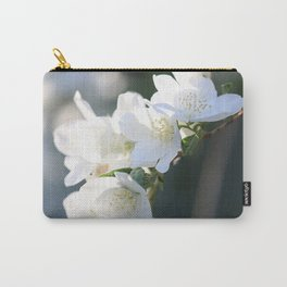 Healing Hawthorn Flowers Carry-All Pouch