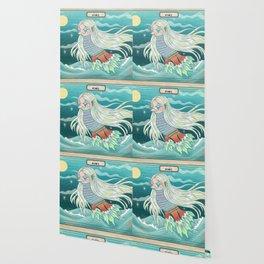 """""""Amabie"""" A Healing Spirit Wallpaper"""