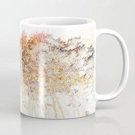 Abstract Monterey Cypress In Infrared with Tint Overlay Coffee Mug