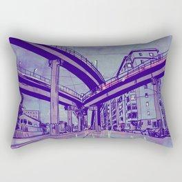 Rome by Night 1 Rectangular Pillow
