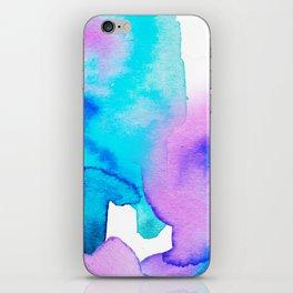 Watercolor 01 iPhone Skin