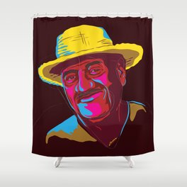 DON TITE Shower Curtain
