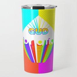 Gud Vibration Travel Mug