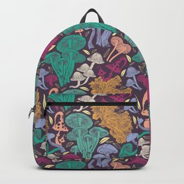 Delicious Autumn botanical poison Backpack