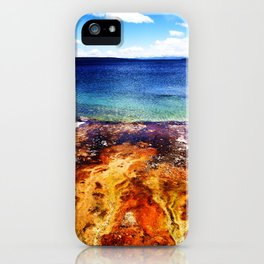 Hot Meets Cold iPhone Case