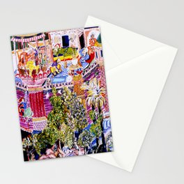 Indian Miniature Stationery Cards