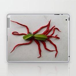 ... AND ALONG CAME A TARANTULA Laptop & iPad Skin