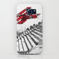 asc 114 - Le Baron Rouge & son ours Darwin (La montagne où tombent les étoiles) Galaxy S7 Slim Case